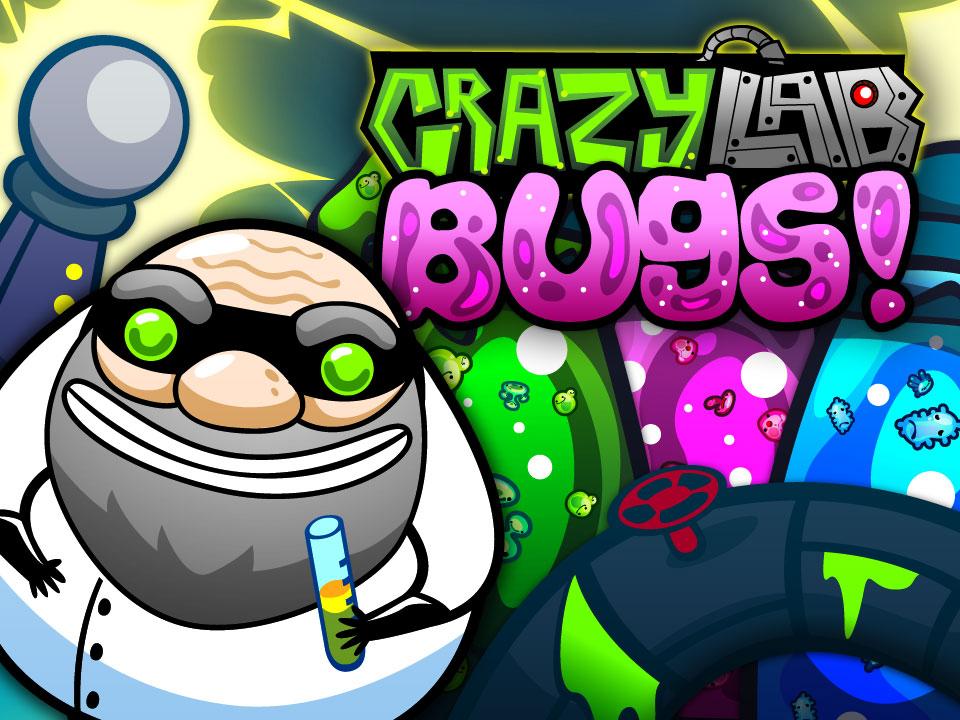 Crazy Lab: Bugs!