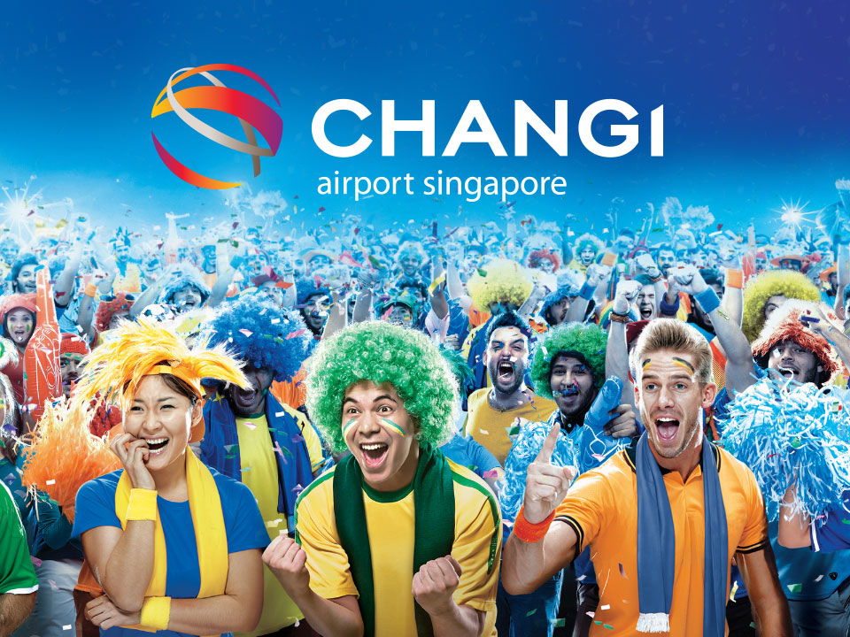 VISA Changi Airport FIFA Promo