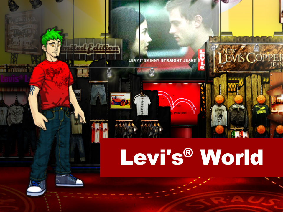 Levi's Virtual World