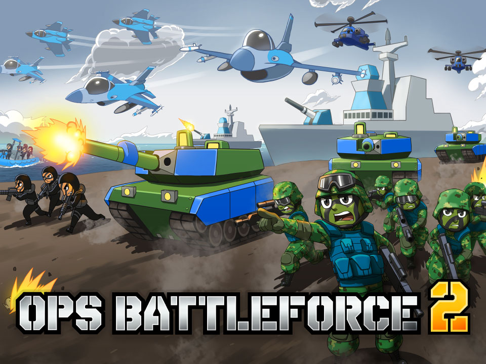 Ops Battleforce 2