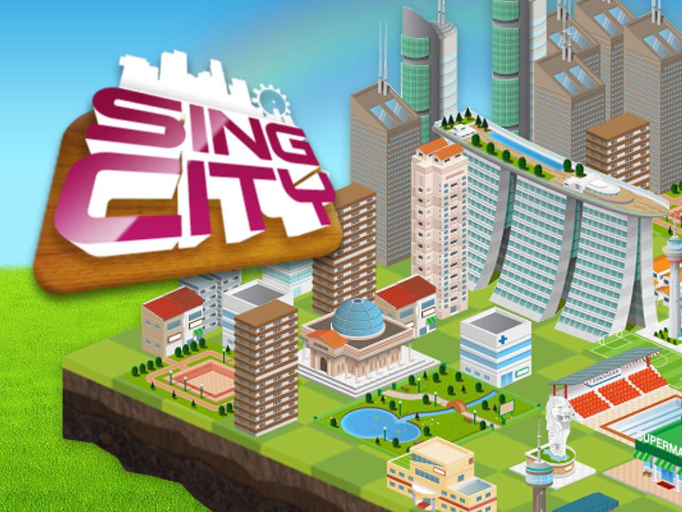 URA Sing City